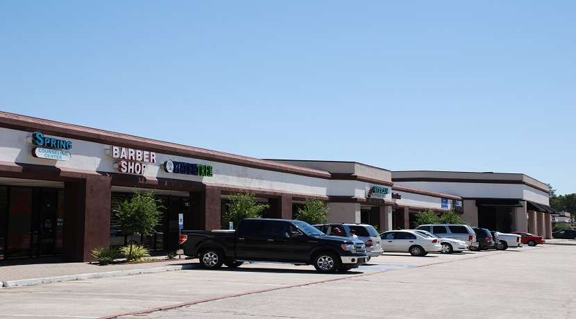 Ponderosa Shopping Center